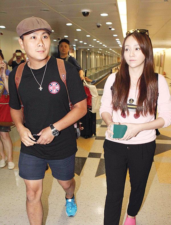 林志穎身在曼谷 只盼「平安回家」