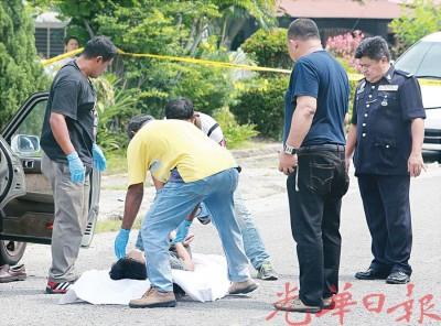 警方在现场进行初步调查后,将死者遗体送往怡保苏丹后端姑拜浓医院太平间解剖。