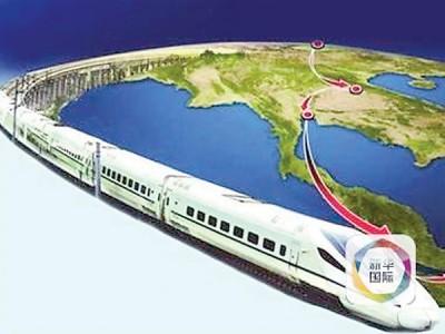 面临稳定铁路示意图。