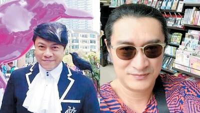 黄安(右)嘲讽蔡康永,谈话中浮现出对同性恋者的歧视。