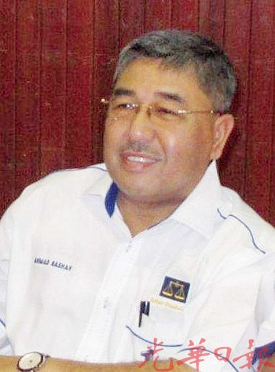 阿末峇沙将成为新任大臣?