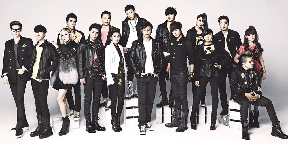 YG娱乐树大招风,传出涉毒丑闻。