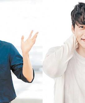 (左)金秀贤出道8年,片酬击败众多资深前辈。(右)玄彬片酬引发各界争议。