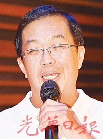 陈国伟:行动党不期望伊党出席圆桌会议。