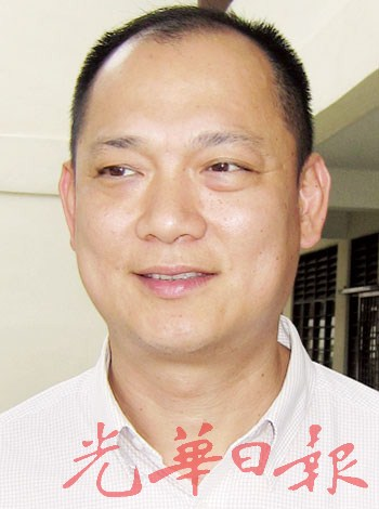 吉打州董联会主席庄俊隆。