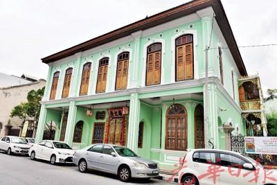 """""""槟城侨生博物馆""""凡是本全马竟全世界最豪华精致的平等所娘惹峇峇文物收藏馆,收藏上万起精致名贵的母亲惹峇峇文物。"""