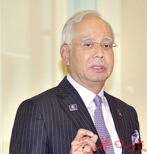 纳吉:印尼政府应采取行动对付深度影响马来西亚空气素质和经济的幕后黑手。