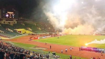 大马足总也球迷骚乱事件付出惨重的代价。