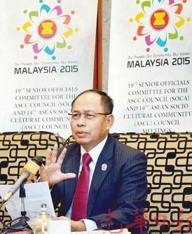 赫尔曼:若两三个星期后仍无法解决烟霾问题,印尼才考虑接受外援。