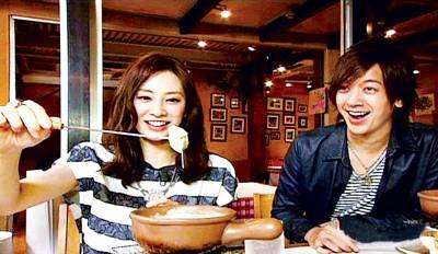 有传北川景子明年1月与男友DAIGO结婚。