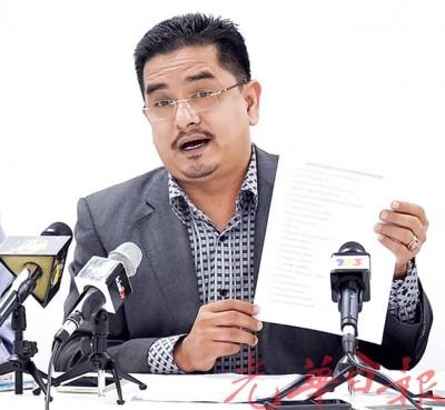 拳手阿里宣布取消本周六的马六甲集会。