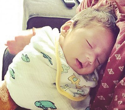 Max睡觉模样融化网友心。