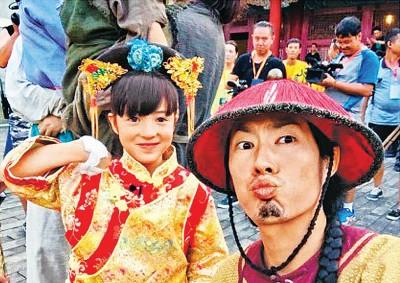 吴建豪客串《父亲去哪儿3》,逗笑5春混血娃夏天。