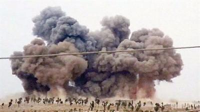 俄罗斯称,持续空袭已迫使IS武装分子开始撤离叙利亚。