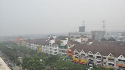 诗布朗再也成为全国污染指数最高的地区。