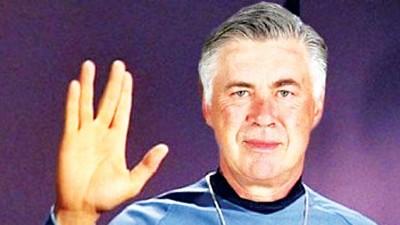 """意大利《晚邮报》披露,前面皇家马德里主帅安切洛蒂参演了科幻系列影片《星际迷航-跳》,每当剧中饰演一个检查外星人的大夫,若安帅之娱乐分为已杀青。明7月22天电影在美国上映,球迷可一睹安帅之荧幕风采。立马未是安帅首先次""""触电"""",早以1983年他便以同部叫做《DonCamillo》的影片中客串了一个反派角色。"""