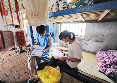 有不少贫穷农村家庭都相信知识可为他们打破贫穷,故即使家中经济环境困难都会供子女读书。