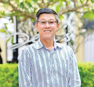 马来西亚厂商公会槟州分会主席黄英福。