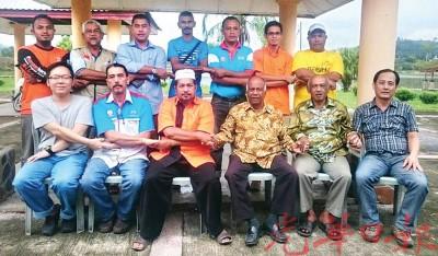 居林万拉峇鲁希联正式成立。