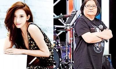 林志玲(左)跟邱璃宽是多年好友。