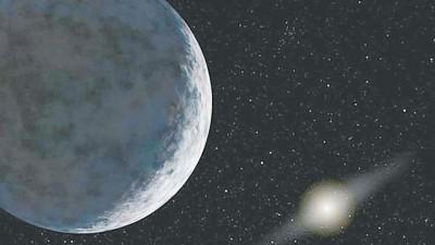 """V774104""凡是当前于太阳系所发现的最好悠久天体,较冥王星还要多三倍。"