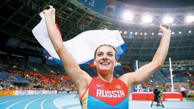 伊辛巴耶娃对集体禁赛决定表示震惊。