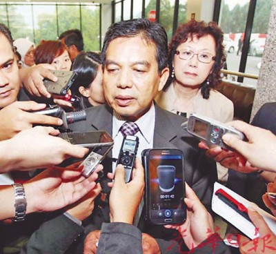 希尔米表示,政府已经成立对电子烟作出研究的特别委员会。