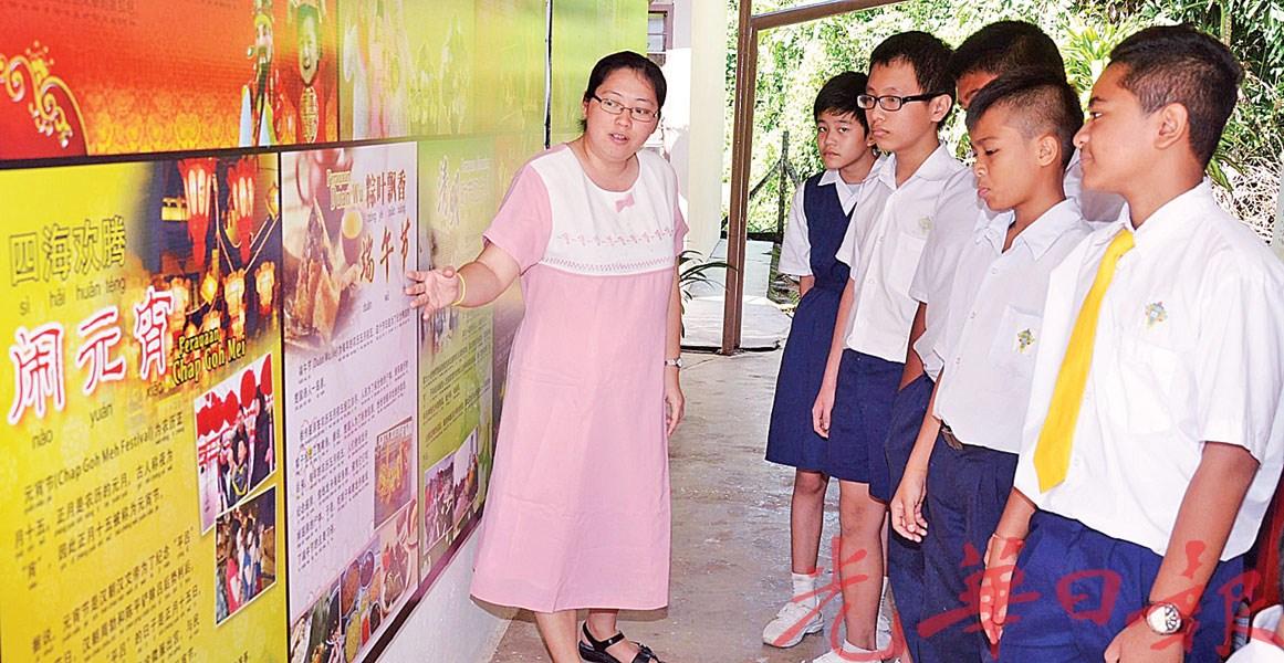 中华传统节庆的由来可以美化校墙,更能够潜移默化的让同学们认识优良的文化。