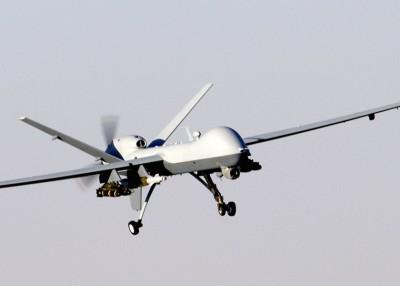 无人侦察机除了监督路面情况,也包括侦测超速车辆。