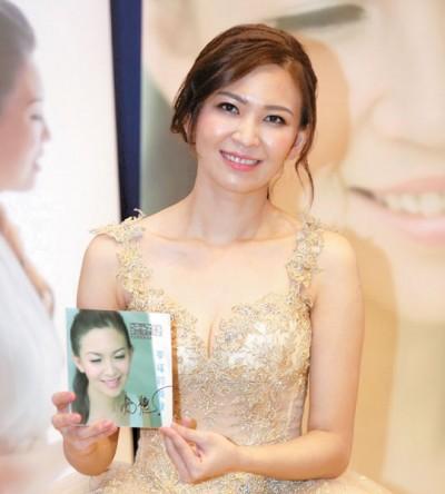 出《福的点子》单曲作品的汶妤婕,毕竟圆梦当歌手。