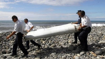 MH370beplay体育iso下载的襟副翼,在法属留尼汪岛被发现。