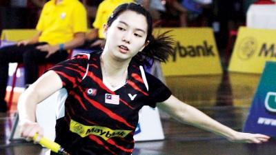 何艳美将在印度羽球国际挑战赛4强碰上郑清忆。