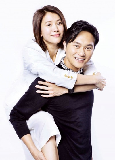 张智霖夫妇获邀参与真人秀节目,与世界顶级网球高手李娜夫妇一较高下。