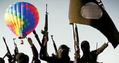 ISIL的热气球施袭文,由一班反ISIL的骇客发现。