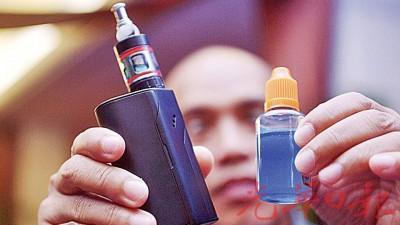 电子烟的生产与销售管道不明,且未受到钳制,未来或将引发更多的健康问题。