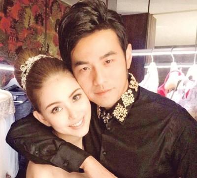 黄晓明与 Angelababy的豪婚引起话题。