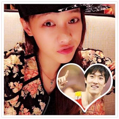 刘翔(多少图)未想媒体肆意炒作他和吴莎之初恋情。