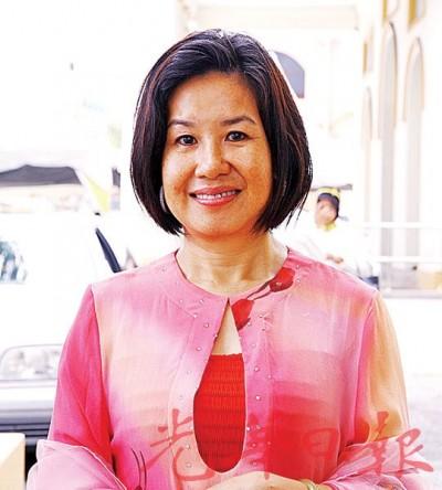 槟首长夫人周玉清将成为槟州政府和姓周桥之间的『鲁仲连』。