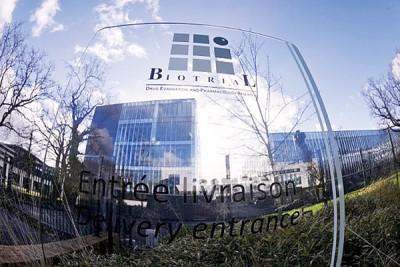 Biotrial实验室。