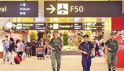 内政团队将进一步加强边境安全能力,抵御恐怖分子从外部侵入的可能性。