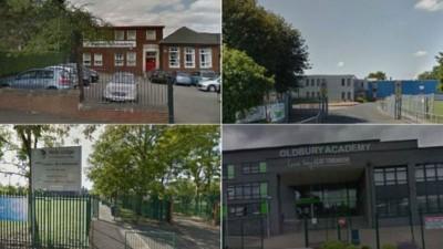 英国西米德兰兹也有4所学校收到炸弹恐吓。