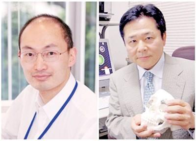 研讨由高户毅(右)以及妻木范实行(左)首长开展。