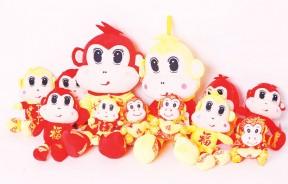 你是猴年出世的吗? 大中小可爱的猴年宝宝, 等你把它带回家噢!