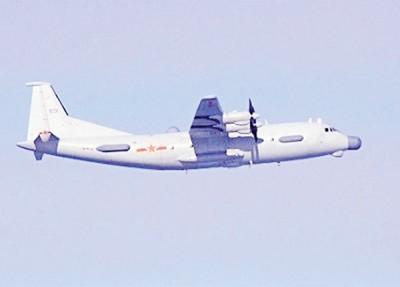 日本航空自卫队拍摄到的华夏军机照片。