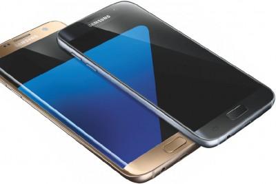 具侧边萤幕的 S7 真定名为 S7 Edge。
