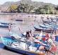 据国家渔业局统计,有950名渔民和500艘传统渔船,沿着槟岛南岸捕鱼。