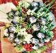 """36朵玫瑰的寓意""""我心属于你"""",是林晶晶送给丈夫谢国源的生日礼物。"""