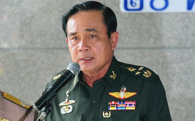 泰国首相吁米农减产缓解缺水危机。