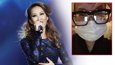 李玟正参赛《我是歌手4》,歌技及舞台表现亮眼。李玟日前重感冒向网友求救秘方。