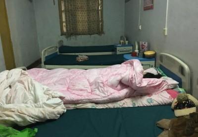 李红霞遭打伤入院,最终更被丈夫掐死。